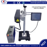 Производственная линия машина маркировки лазера волокна летания для металла Autoparts