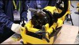 Grosses Rohr der Energien-1500W Hongli, das Maschinen-elektrisches Rohr Threader (SQ40, verlegt)