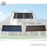 防水木製の石の建築材料のための上塗を施してある金属の屋根瓦