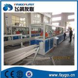 Ligne d'extrusion de profil du profil Machine/PVC de porte de guichet de PVC
