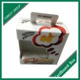 Kundenspezifische Größen-orange Einlage-Halter-grosse Cup-Tortenschachtel
