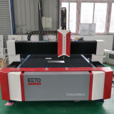 500W laser CNC torno mecânico aplicável no processamento de metal fina