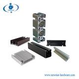 6063 L'anodisation personnalisé en aluminium/aluminium extrudé/profil extrudé