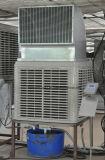 La fábrica vende directo el refrigerador de aire evaporativo portable móvil de Dubai