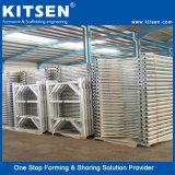 Aufbau-Aluminiumrahmen-Baugerüst-System
