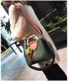 広州Haoenの工場からなされる電子商取引のプラットホームの最も普及した方法安い女性の女性のCrossbodyの女性ハンド・バッグ