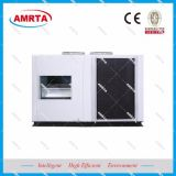 Luft abgekühlte Dachspitze-Geräten-zentrale Klimaanlage mit dem freien Abkühlen