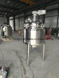 1000 het Verwarmen van de Stoom van het Roestvrij staal van de liter de Beklede Tank van de Mixer