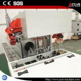 Máquina plástica de Socketing da tubulação com controlo automático do PLC