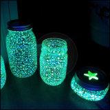 Lueur Luminophore de colorant de produits de beauté dans la vente en gros foncée de poudre