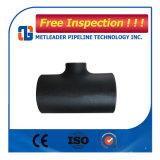 T dell'acciaio senza giunte di ASTM A234 Wpb 16 pollici