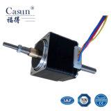Motor de pasos del No-Cautivo linear de la alta precisión (28SHD4103-01TT), motor de escalonamiento linear híbrido NEMA11 para la máquina de materia textil