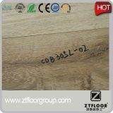 Pavimentazione allentata del PVC della plancia del vinile della serratura di scatto di disposizione