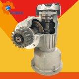 Elevador de pasajeros de piezas de repuesto reductor de engranaje y eje
