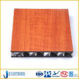 Panneau en aluminium de nid d'abeilles de formica de la Chine HPL pour la partition