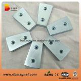 Промышленный комплект магнита NdFeB прочности N45