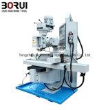 Preiswerter China-Hochgeschwindigkeitsmetallallgemeinhindrehkopf CNC-Fräsmaschine (XK7130A)