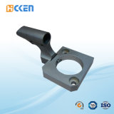 GUSSTEIL-CNC maschinell bearbeitete Metalteile ISO-9001 kundenspezifische exakte Aluminium