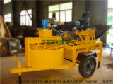 Hydraformの連結の煉瓦機械ケニヤM7miの移動式粘土のセメントのブロック機械