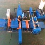 Tipo automático máquina do rolo do CNC do extintor de incêndio de giro
