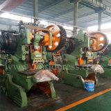 Máquina Inclinable da imprensa de potência do C J23 100ton para furos de perfuração