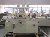 Machine de découpage feuilletante d'étiquette de bâti plat
