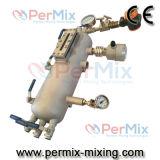 二重機械シールのための冷却タンク