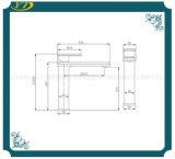 Elegante Plattform eingehangener hoher Stutzen-keramischer Kassetten-Wäsche-Bassin-Mischer