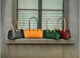 De Handtassen van de Manier van het Leer van de Dames Pu van de Fabriek van Guangzhou Dame Designer Handbags