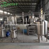 500 L de aço inoxidável de extração de folhas de plantas de ervas e máquina de concentração com etanol