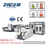 Saco não tecido das sapatas que faz a máquina (MODELO ZW-A8)