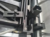 Tipo de comando eléctrico da máquina de perfuração CNC usados na estrutura de aço