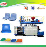 Maquinaria plástica do molde de sopro do bloco de estrada do HDPE/máquina de sopro automática produtos plásticos