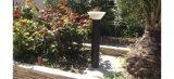 3,5 W LED de larga duración de la luz solar jardín