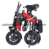 CE FR15194 Vélo électrique pliable et compact avec la pédale d'aider