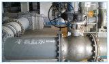 Segmento excéntrico de la válvula de bola de canalización de la cristalización de ceniza de sosa