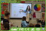 Доска сочинительства воспитательного оборудования взаимодействующая белая для встречи и преподавательства