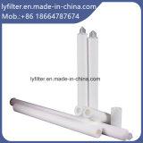 filtro em caixa do Polypropylene de 1 a 100 PP do mícron com 10 20 30 40 polegadas