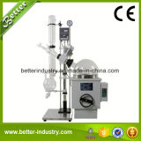 evaporadores giratórios do sistema solvente da evaporação do instrumento da destilação 1-50L com água de Digitas