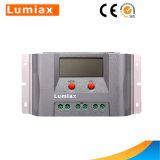 Controlador solar da carga de RoHS 20A MPPT 12V/24V LCD do Ce