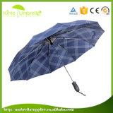 """ثلاثة قسم آليّة مفتوح دليل استخدام ختام 21 """" مظلة"""