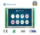 5 '' 640*480 TFT LCD с сопротивляющим касанием Screen+RS232