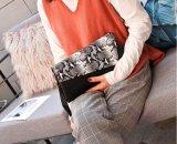 Signora di cuoio Handbags del progettista delle borse dell'unità di elaborazione della fabbrica di Guangzhou