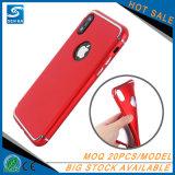 Le meilleur logo de qualité personnalisé plaquant la caisse de téléphone cellulaire pour l'iPhone 7