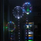 Довольно ясно круглая насадка для взбивания String лампа LED свет Рождества