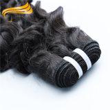 موجة عميق [إيندين] شعر لحمة [لووس بودي] موجة نسيج