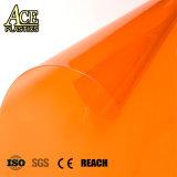 包むこと、カバー包む、のためのロール印刷、保護、ラミネーションの光沢度の高い着色されたPVCプラスチックシート