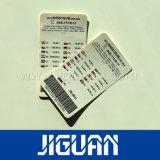 Des étiquettes personnalisées vêtement Vêtements de haute qualité de papier Jeans Hang Tag