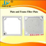 Appuyez sur la plaque de filtre pour la commande API Membrance Filtre presse