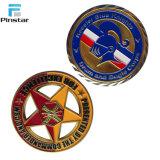 Pinstarの高品質の卸売の安いカスタム二重味方された銀貨のレプリカ